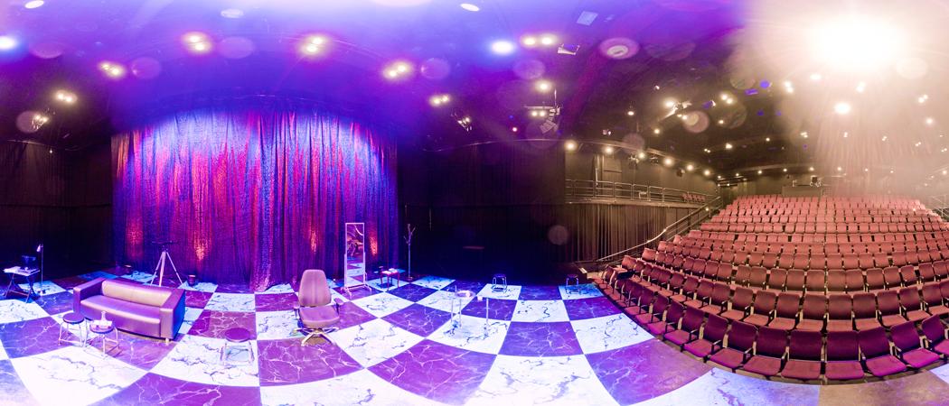 Helsinki City Theatre - 360 degree photography
